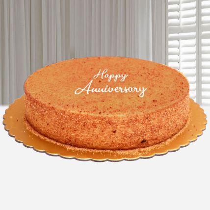 Anniversary Special Honey Cake Half Kg