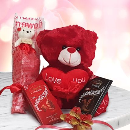 Soft & Chocolatey Gift Hamper