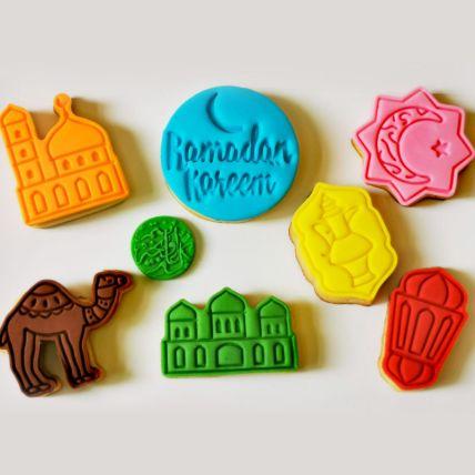 Ramadan Theme Cookies