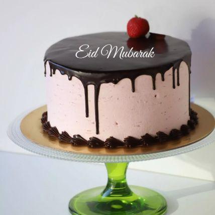 1.5 Kg Strawberry Chocolate Cake For Eid