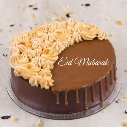 Delicious Eid Caramel Cake Half Kg