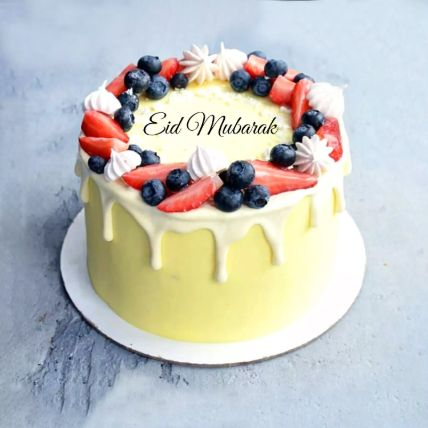 Mix Berry Eid Cake 1.5 Kg