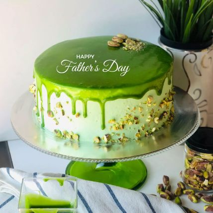 Pisthaio Fathers Day Cake 1.5 Kg