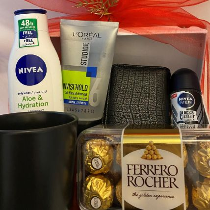 Perfect Men Gift Set