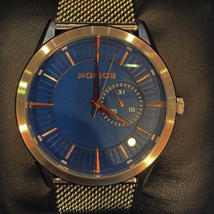 Classy Police Watch For Men
