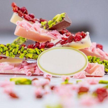 Pomegranate Chocolate Sticks Half Kg