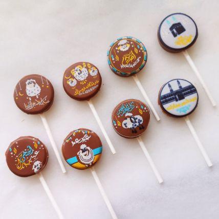 Eid Al Adha Special Chocolate Lollipops