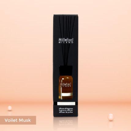 Violet & Musk Fragrance Reed Diffuser