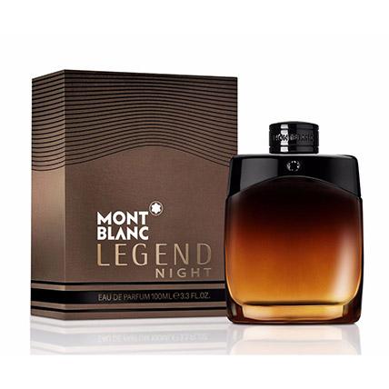 Mont Blanc Legend Night For Men Edp