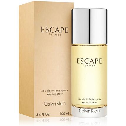 Escape By Calvin Klein For Men Edt