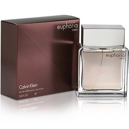 Euphoria By Calvin Klein For Men Edt