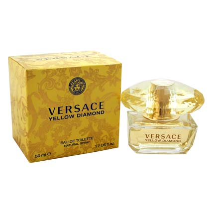Yellow Diamond By Versace For Women Edt