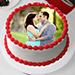Delightful Personalized Cake 3 Kg Truffle Cake