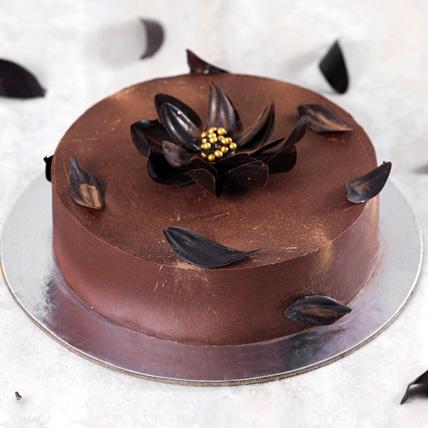 Exotic Chocolate Cake Half Kg