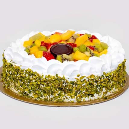 Mix Fruit Cake half kg