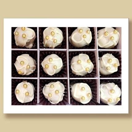 Cakepops Vanilla 9 Pcs