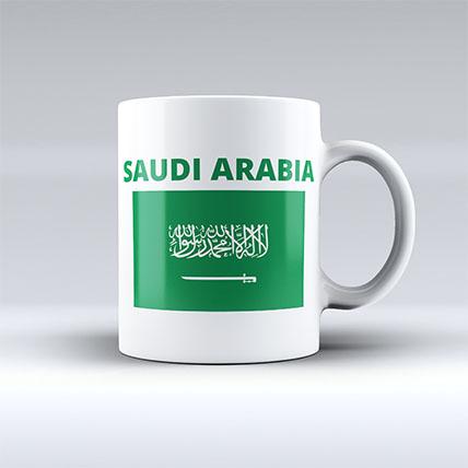 Suadi Arabia Mug