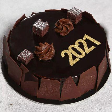 Alcazar New Year Cake