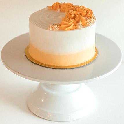 5in Round Carrot Hummingbird Cake
