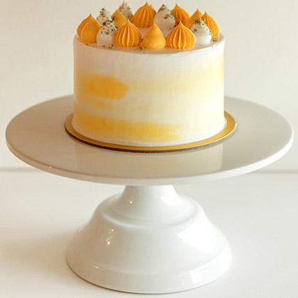 5in Round Vanilla Pound Cake