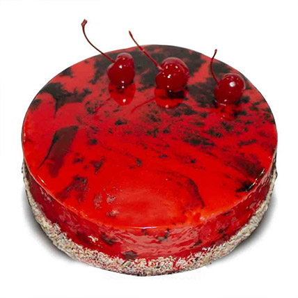 Red Chocolate Cake