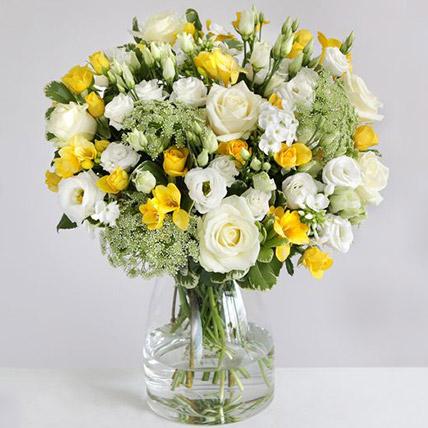 The Lemon Floral Arrangement