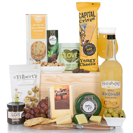 Cheesy Hamper