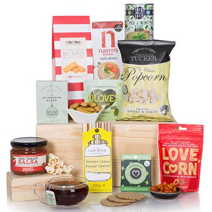 Deluxe Snack Gift Box