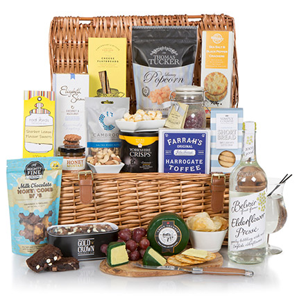 Sweet And Salty Mix Snack Hamper