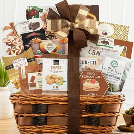 Bon Appetit Gourmet Gift Basket