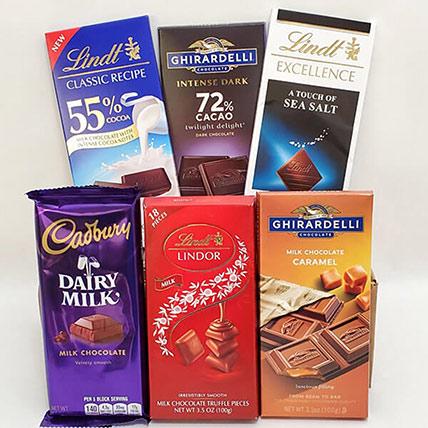 Chocolate Bars Mix