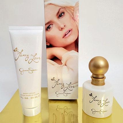 Jessica Simpson Fancy Love Women Gift Set