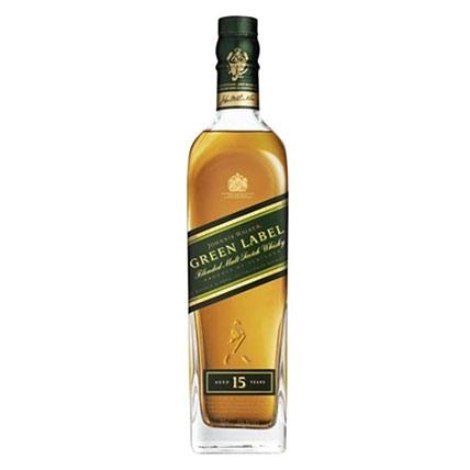 Johnnie Walker 15 Year Green Label