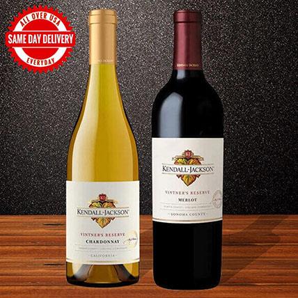 Red & White Wine Combo