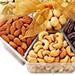 Nuts Gift Basket